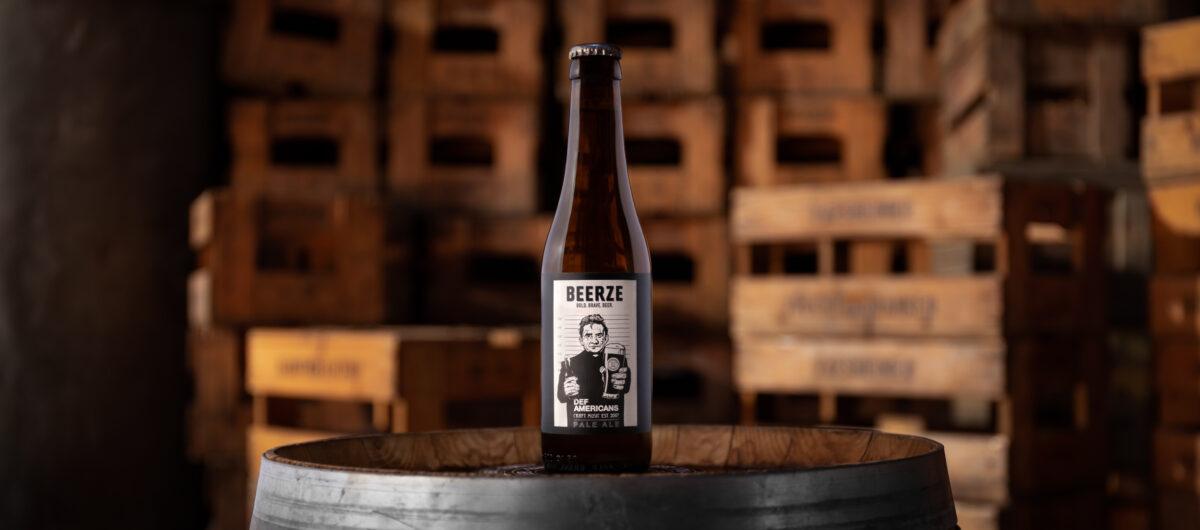Beerze Johnny's Pale Ale Def Americans