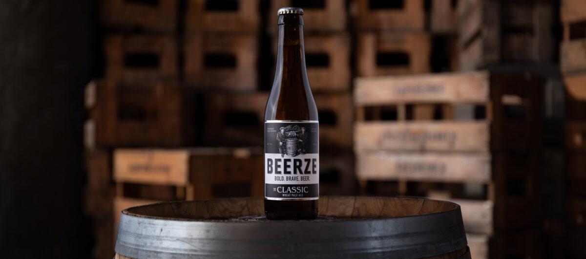 Beerze Classic landbier Robert Mies brouwerijzolder 2400x1060