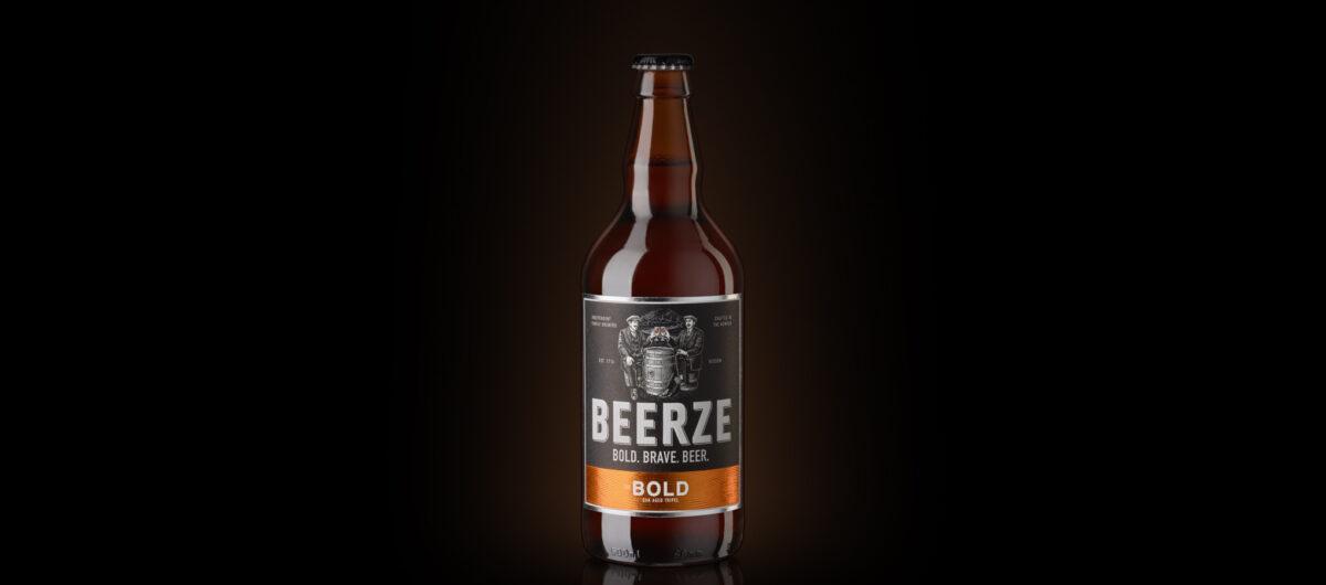 Beerze Bold Oak Aged 50cl houtgelagerde tripel