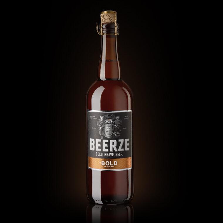 Beerze Bold Oak Aged 75cl houtgelagerde tripel