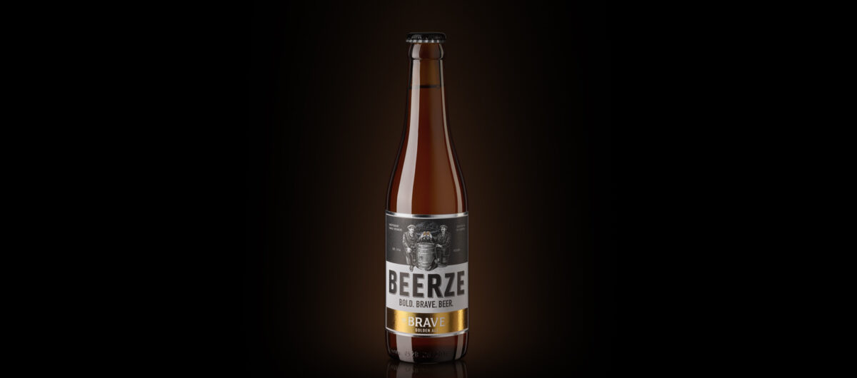 Beerze Brave Golden Ale Blond