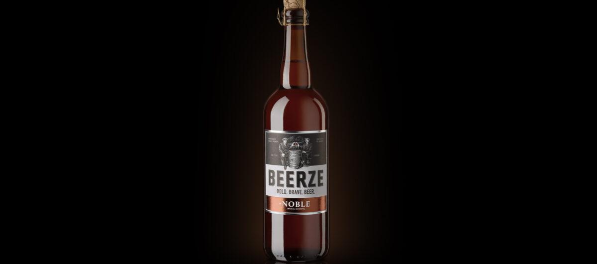 Beerze Noble Quadrupel
