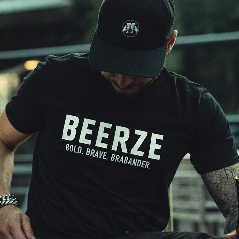 Beerze-shirt-black-brabander